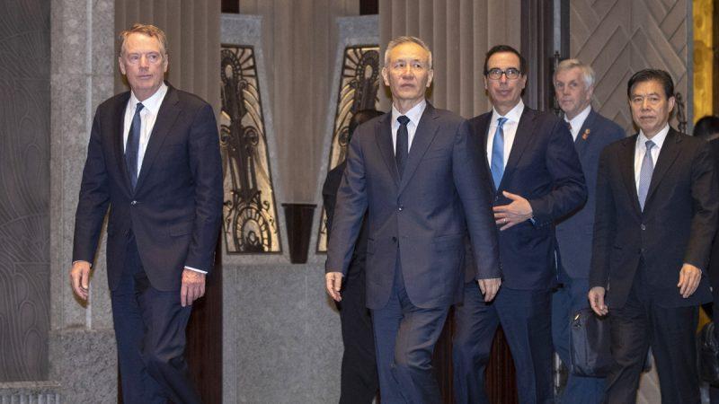 美中談判再添變數 中方代表提前回國