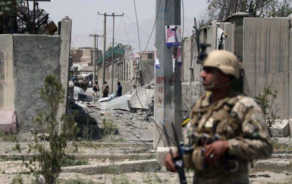 美与塔利班达协议草案 135天内撤军5400人