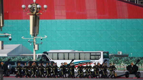 北京風聲鶴唳 「十一」閱兵嚴防「三種人」