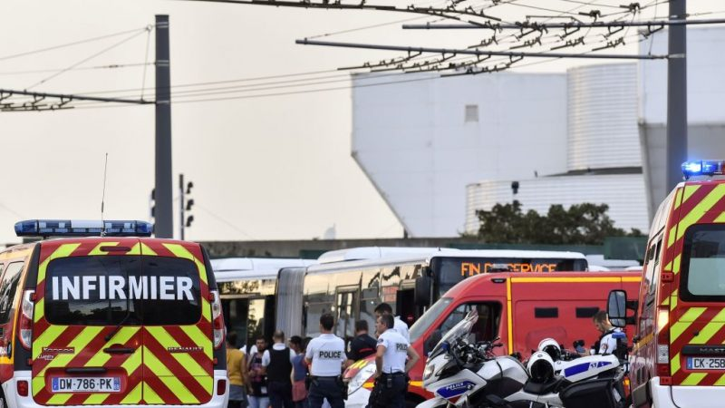 阿富汗男法國里昂持刀攻擊 釀1死8傷