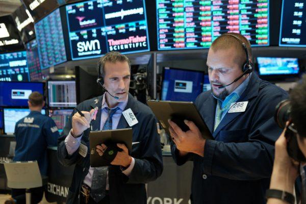 紐約聯準銀行出手干預 維持Fed利率目標