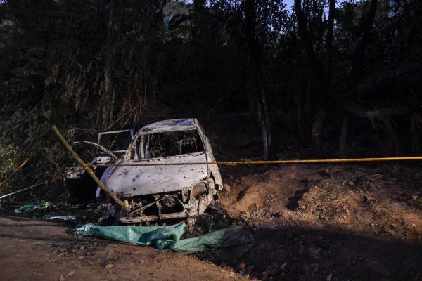 乱枪扫射 哥伦比亚镇长候选人等6人遇袭亡