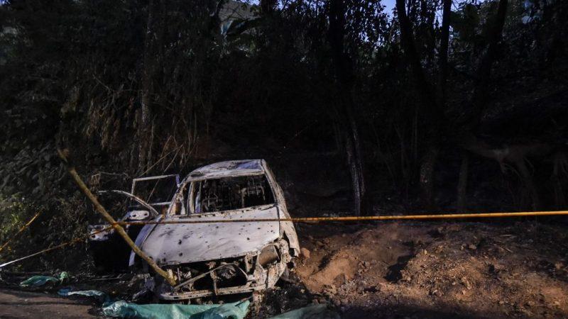 亂槍掃射 哥倫比亞鎮長候選人等6人遇襲亡