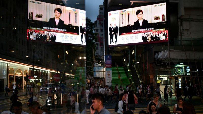 横河:中共贸易战和香港事件混乱信息:乱了方寸还是内斗