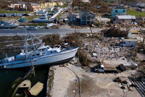 颶風重創巴哈馬 釀43死傳數千人失蹤 朝加拿大前進