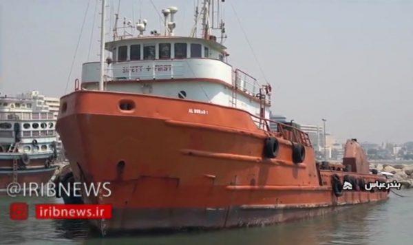 伊朗再查扣船隻 逮捕12名菲律賓人