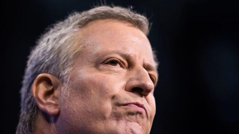 紐約市長白思豪宣布退出2020總統大選