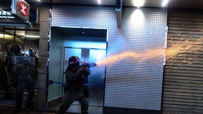 美國會新推《保護香港法案》 禁售香港防暴裝備