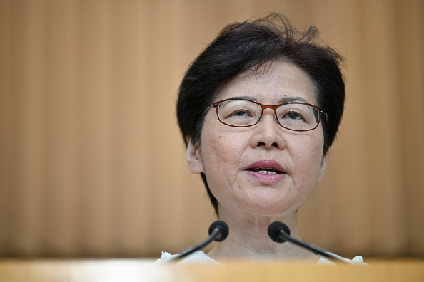 林郑重谈外国干预香港老调 议员驳:道义行动并无不妥
