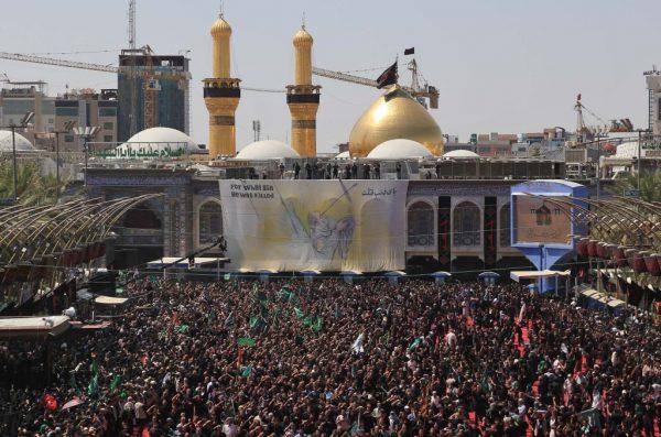伊拉克什叶派庆祝节日 爆踩踏意外酿31死上百伤