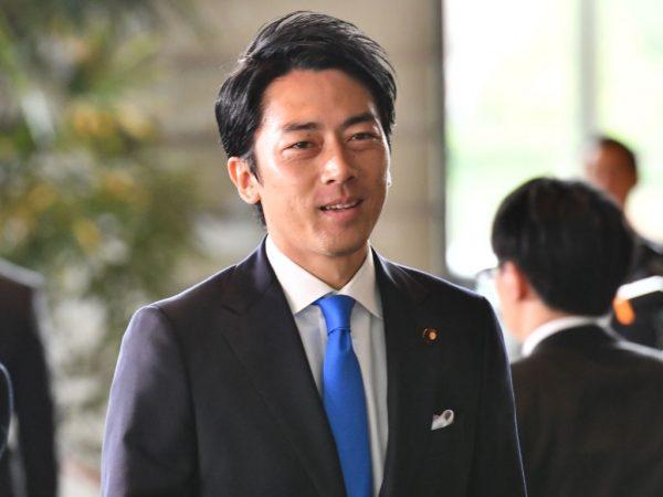 安倍內閣改組僅留任2人 政壇明星小泉首入閣