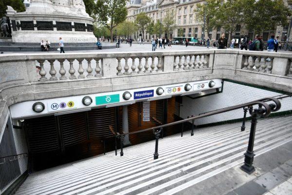 巴黎地鐵大罷工 政府推動退休金改革困難重重