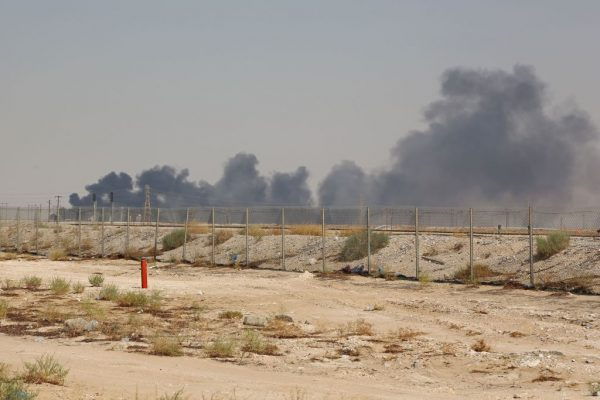 沙國石油遭攻擊堪比珍珠港事件 美拿衛星照佐證