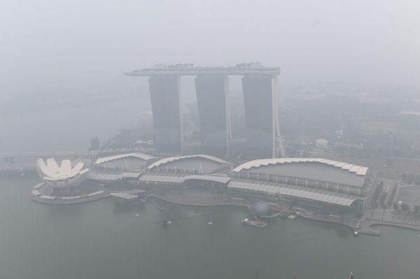 霾害惡化 馬來西亞2459間學校全面停課
