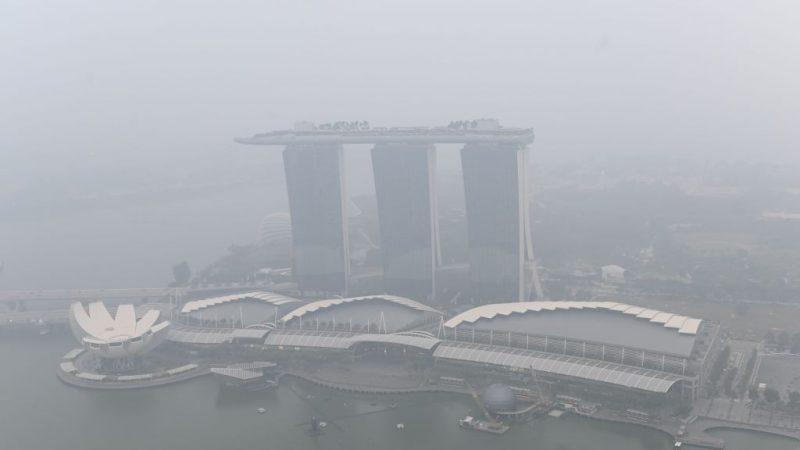霾害恶化 马来西亚2459间学校全面停课