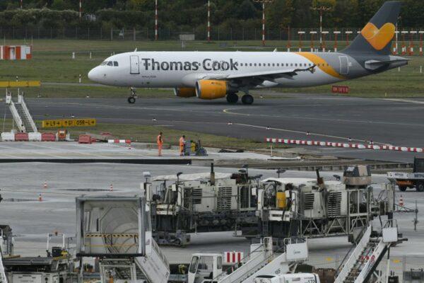 托马斯库克旗下德鹰航空 获德国贷款继续营运
