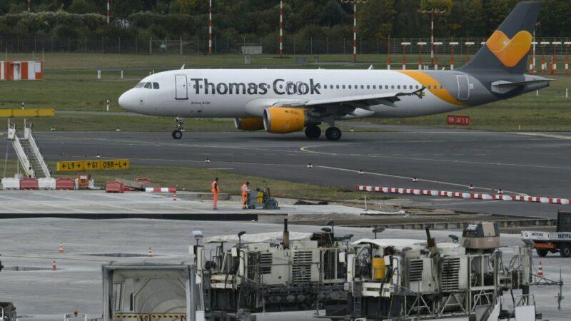 托馬斯庫克旗下德鷹航空 獲德國貸款繼續營運