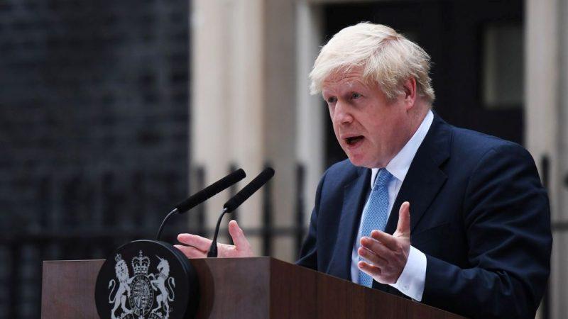 """英保守党议员""""叛逃"""" 约翰逊政府失去国会多数"""