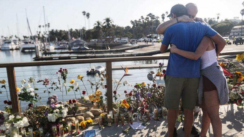 南加州外海火烧船34人罹难 乘客无一生还