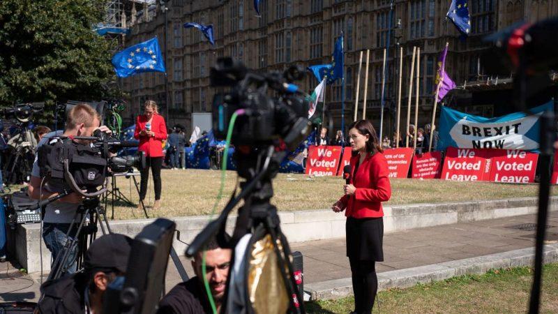 立法阻止無協議脫歐 英國會首輪投票通過