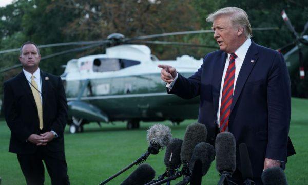 川普只接受好協議?白宮高官:絕不考慮臨時貿易協議
