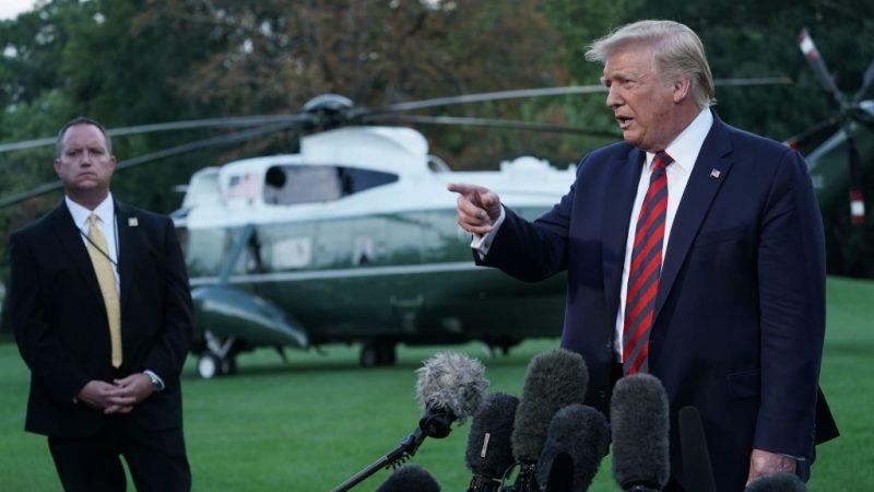 川普只接受好协议?白宫高官:绝不考虑临时贸易协议