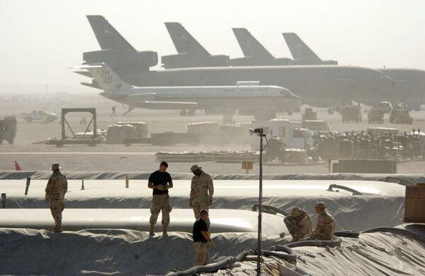 因应波斯湾局势 美军首尝遥控指挥卡塔尔空军基地