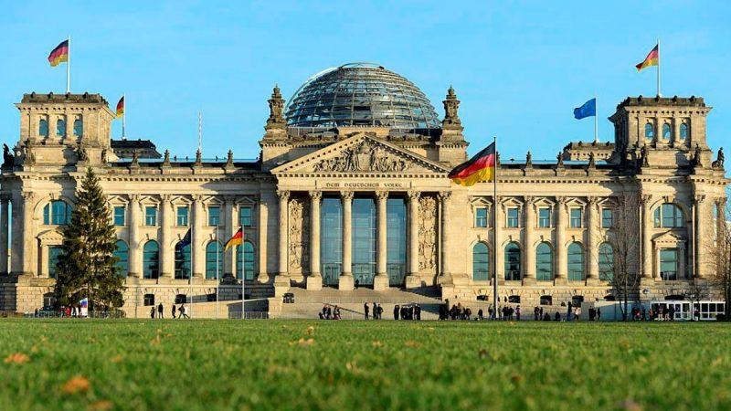 德國逾5千人聯署請願 促德政府與中華民國建交
