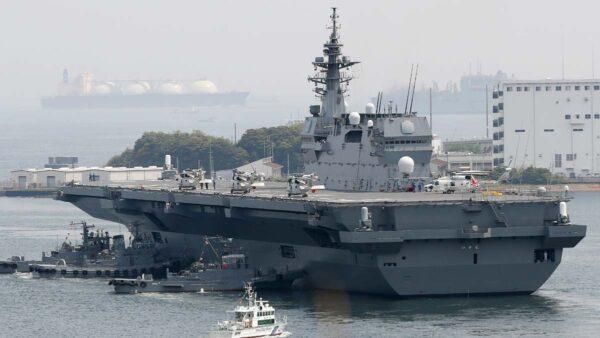 日本《防衞白皮書》大調整 中共取代朝鮮成最大威脅