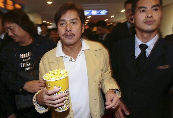 歌星譚詠麟撐港警犯眾怒 餐廳吃飯被拒