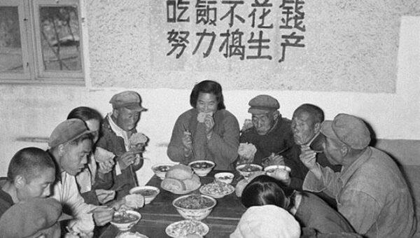 中共建政70年(2):大躍進餓死數千萬人