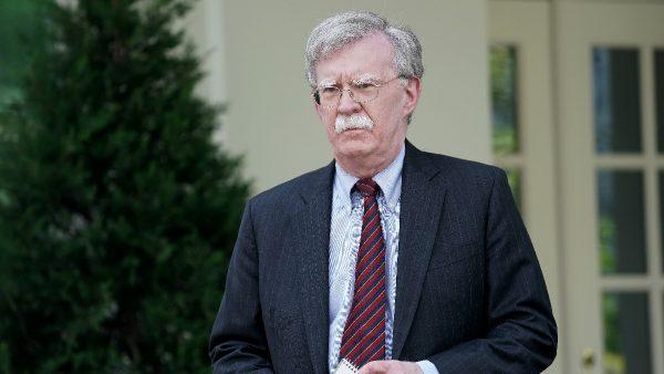 美國家安全顧問博爾頓辭職 白宮宣布代理人選