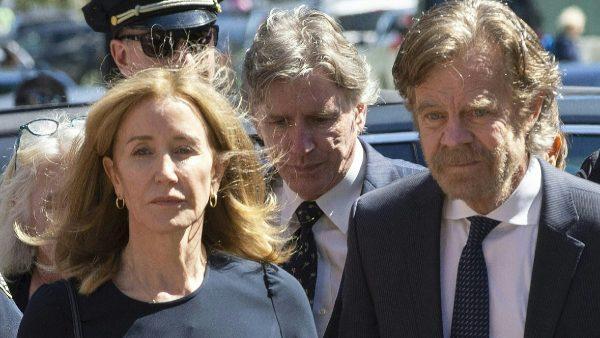 美大学入学舞弊案宣判 好莱坞女星入狱14天