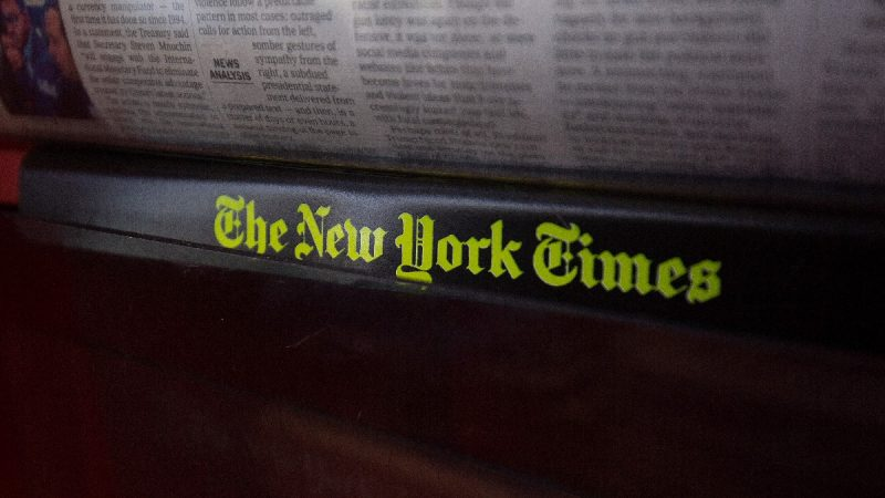 《紐時》被迫更正報導 受害者稱不記得卡瓦諾事件