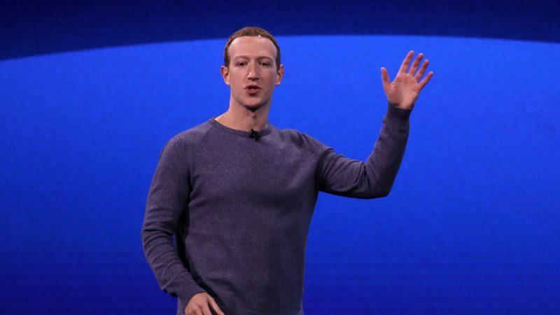 美議員斥扎克伯格隱瞞FB洩隱私 籲追刑責