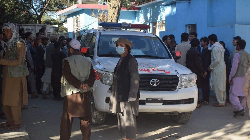 塔利班炸弹袭击酿48死 美特种兵阿富汗阵亡