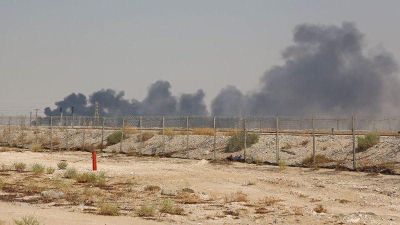 美分析沙特遇袭武器残片 完整恢复一导弹电路板