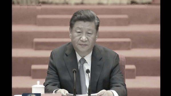 習近平首度公開對香港問題表態