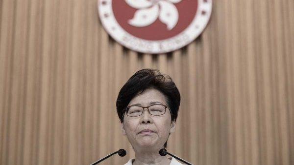 林鄭突然「洩密」中共對策 北京立場有變?