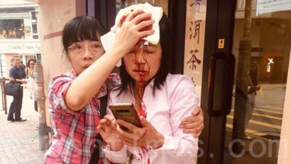 """传香港十一前变""""准警方管治区"""" 港警将用最高武力"""