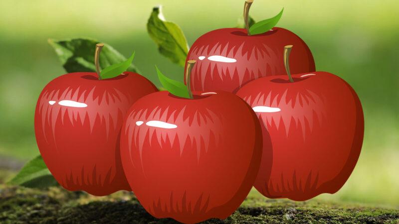 不说不知道 苹果煮熟吃竟然有这么多好处