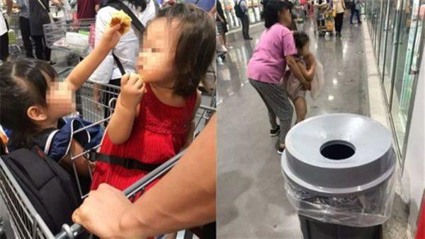 上海Costco慘況齊發!亂尿、偷吃畫面嚇壞網友(組圖)