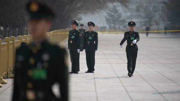全国进入战备状态 北京公厕也成维稳重点