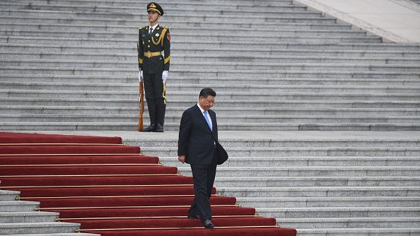 周晓辉:中共领导人十一前拜毛透不祥信号