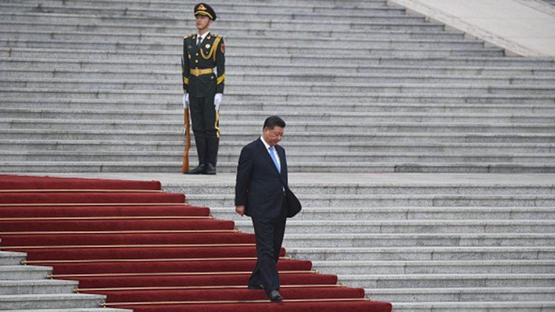 北京打造「閱兵藍」 卻驅不散習近平頭頂的烏雲