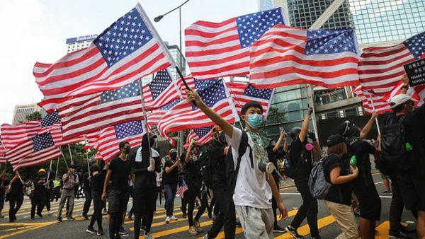 陈光诚:美国 – 希望的灯塔