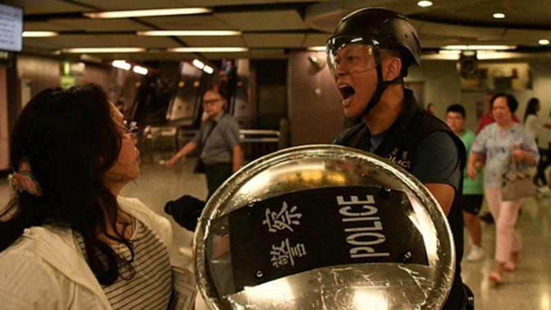 港警內部分化拒當炮灰 警嫂上街反送中