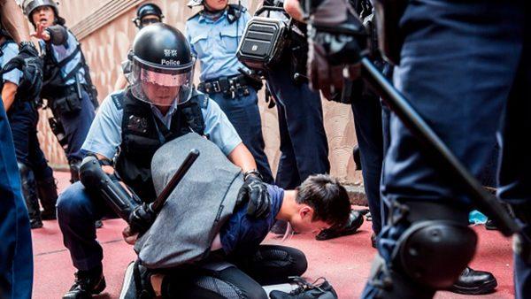 九天劍:香港 我為你哭泣 為你祝福