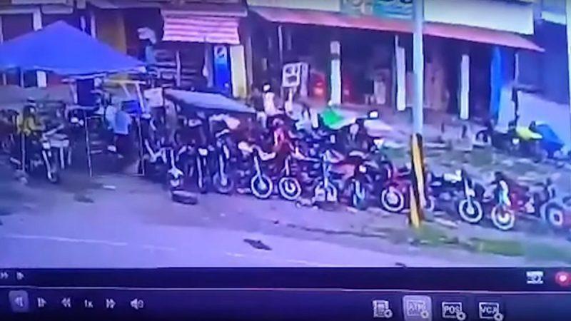 菲南市場摩托車爆炸7傷 IS宣稱犯案