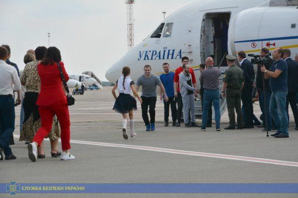 乌俄交换70名囚犯 乌总统:化解冲突第一步
